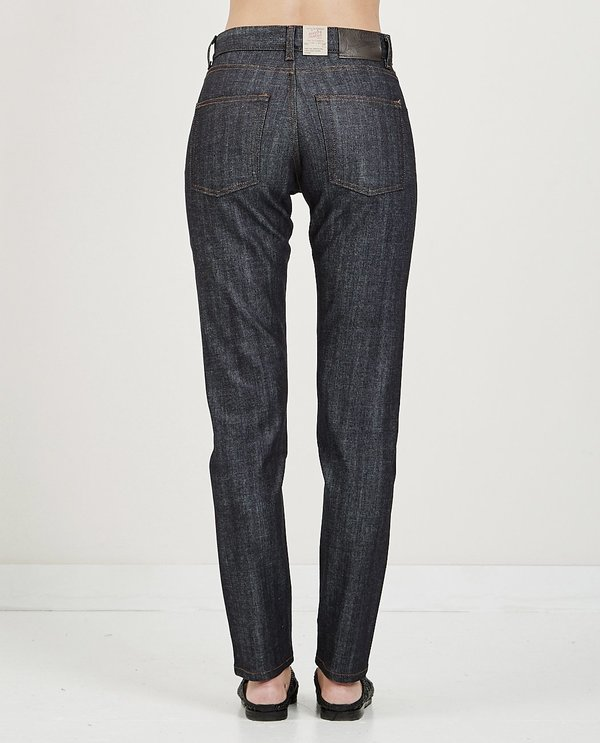 Naked & Famous MAX JEAN - STRETCH SELVEDGE RAW DENIM