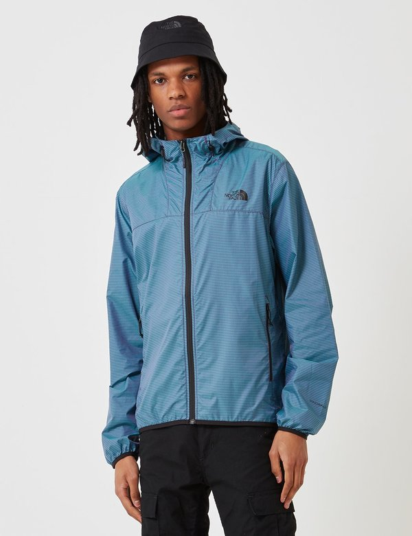 dc2062d6e The North Face Novelty Cyclone Jacket - Iridescent Multi Blue on Garmentory