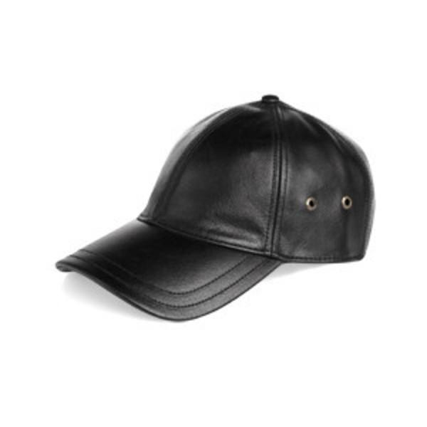 STETSON Leather Cap  bcb9b95620e