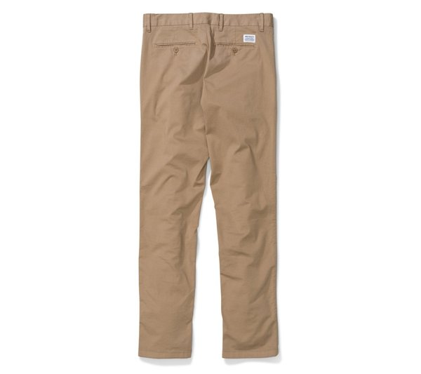 Norse Projects Aros Slim Light Stretch Pant - Utility Khaki