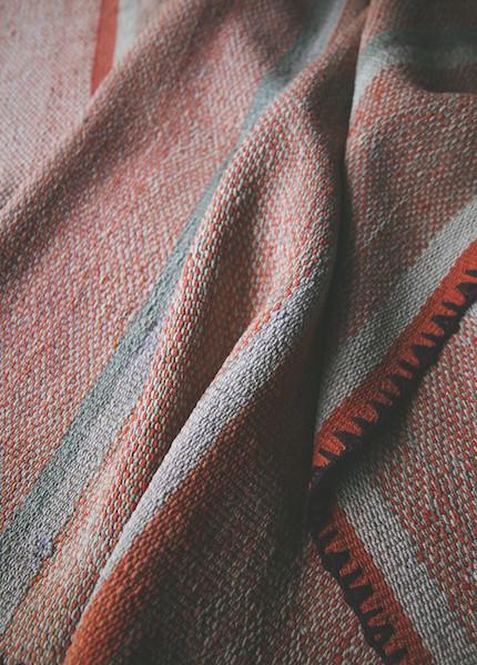 C+L Finds Vintage Peruvian Rug - No. 4