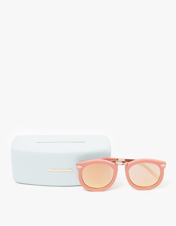 ef7d547c6f8a Karen Walker 'Super Lunar' Rose Pink Sunglasses. sold out. Karen Walker