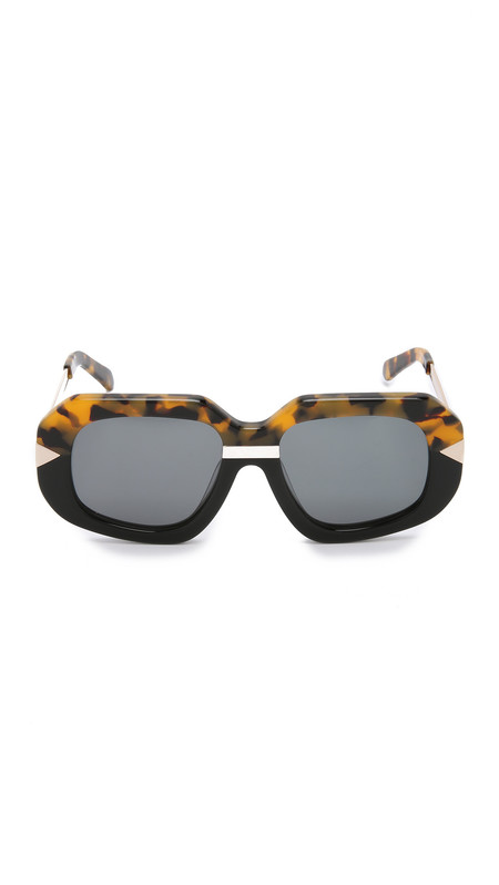 Karen Walker 'Hollywood Creeper' sunglasses