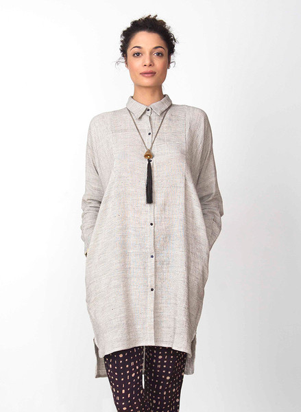 Seek Collective Stevie Shirt Dress