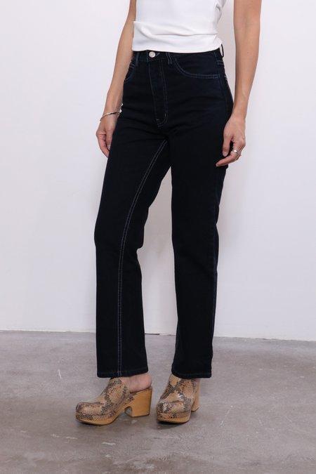 Rachel Comey New Norm Pant - Dark Indigo