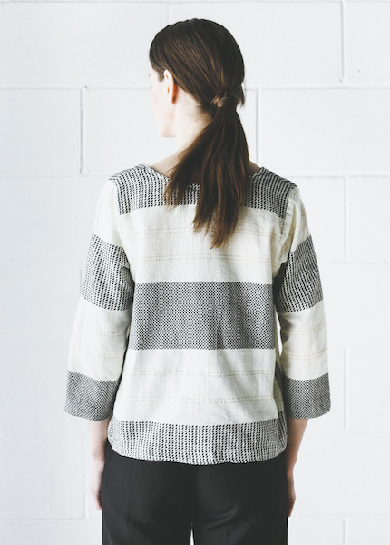 Ace & Jig - Turnaround Pullover in Goddess
