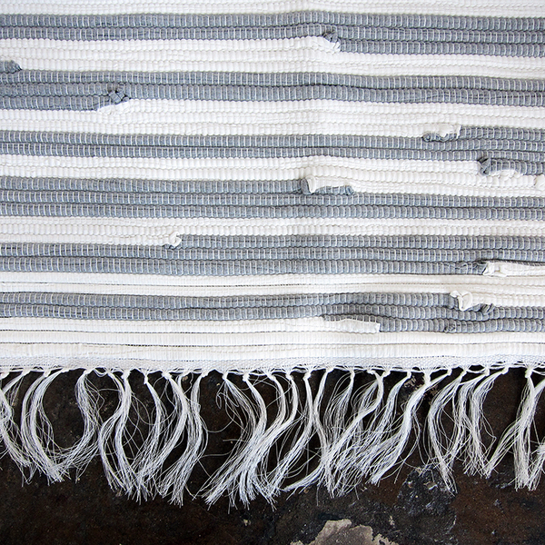 Task NY Hand Woven Cotton Rag Rugs