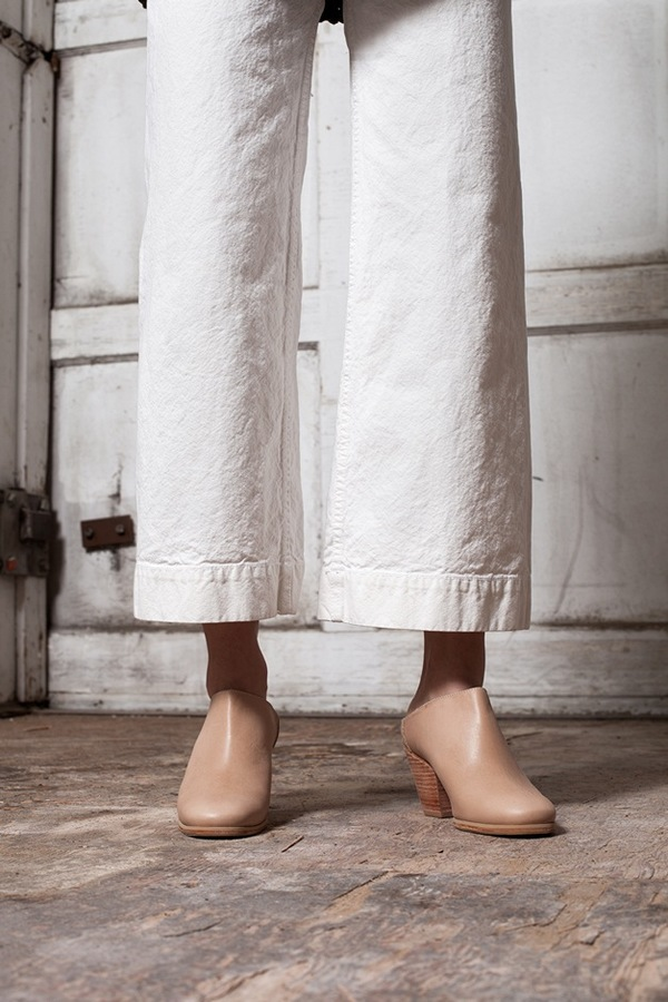 Jesse Kamm Sailor Pant - salt white