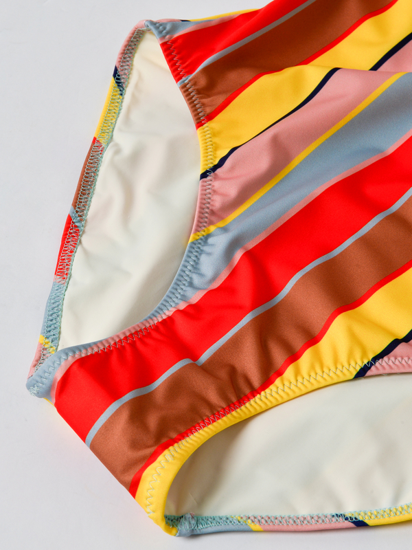 Solid and Striped THE STELLA - CABANA STRIPE