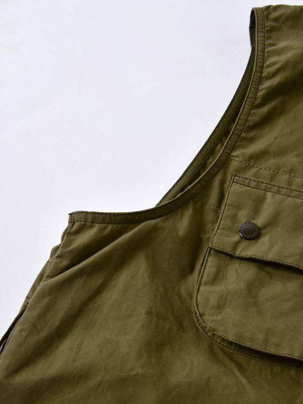 2575e5469ec69 ENGINEERED GARMENTS X BARBOUR Arthur Waistcoat Gilet - Olive.  $339.00$237.30. Engineered Garments