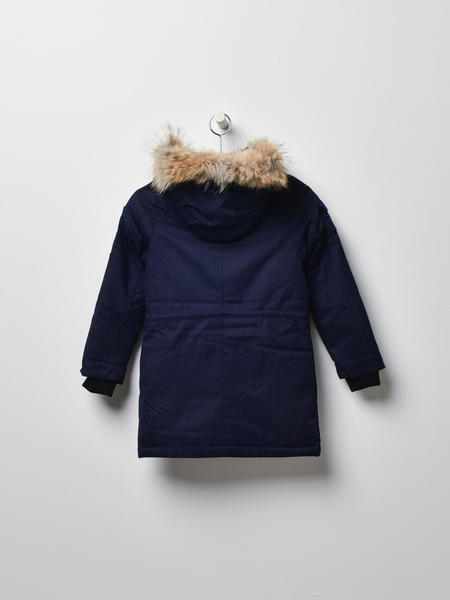 KIDS NOBIS LITTLE KIMMARUT JACKET - NAVY