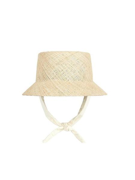 AWESOME NEEDS NATURAL SQUARE BUCKET HAT - BAO
