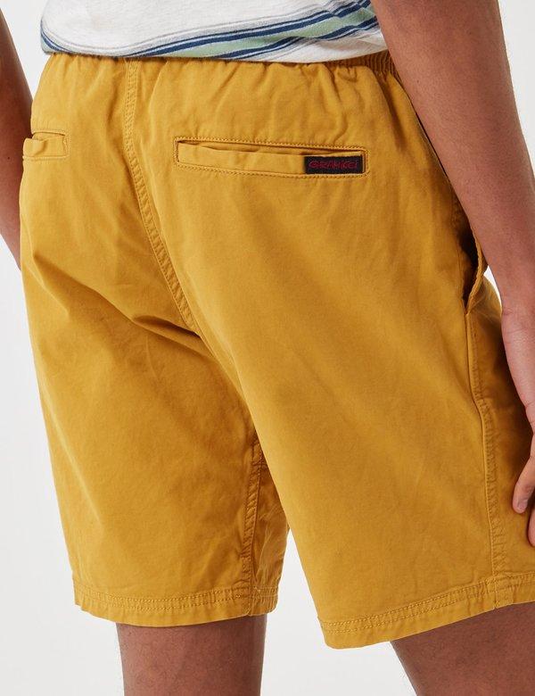 Gramicci Relaxed NN-Shorts - Deep Mustard