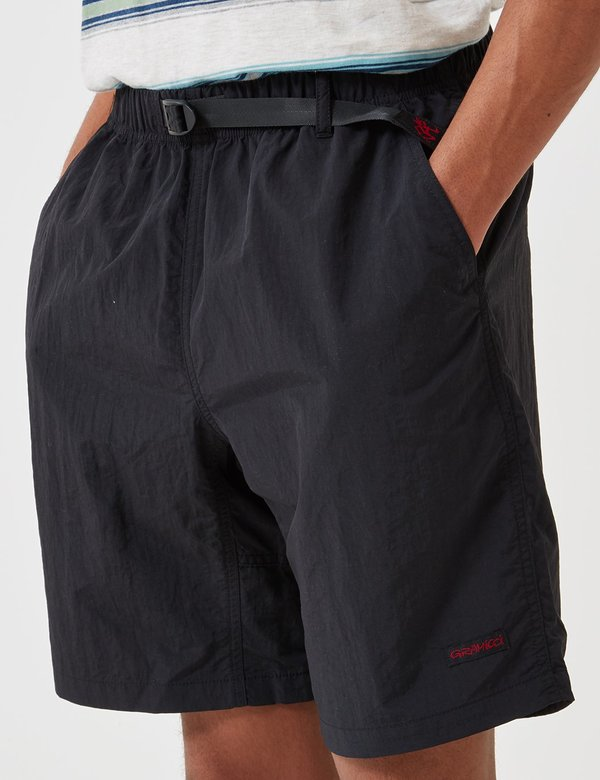 Gramicci Shell Packable Shorts - Black
