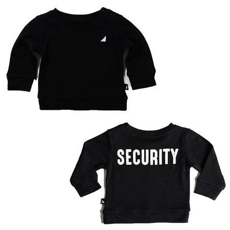 Kids Anarkid Security Sweater
