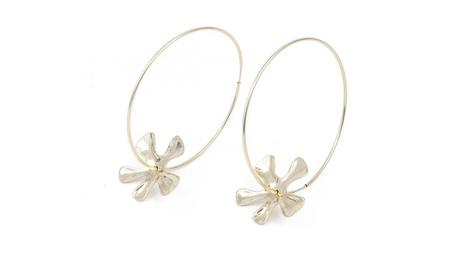 Seaworthy Beau Hoop Earrings - Gold