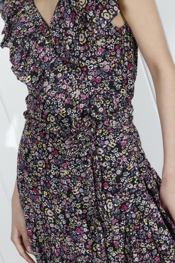Apiece Apart Nueva Costa Maxi Dress