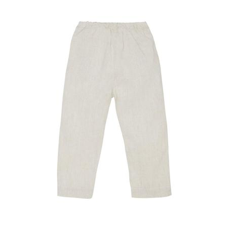 KIDS Yellow Pelota Laka Pant - Natural