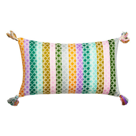 Archive New York Comalapa Pillow - Multi