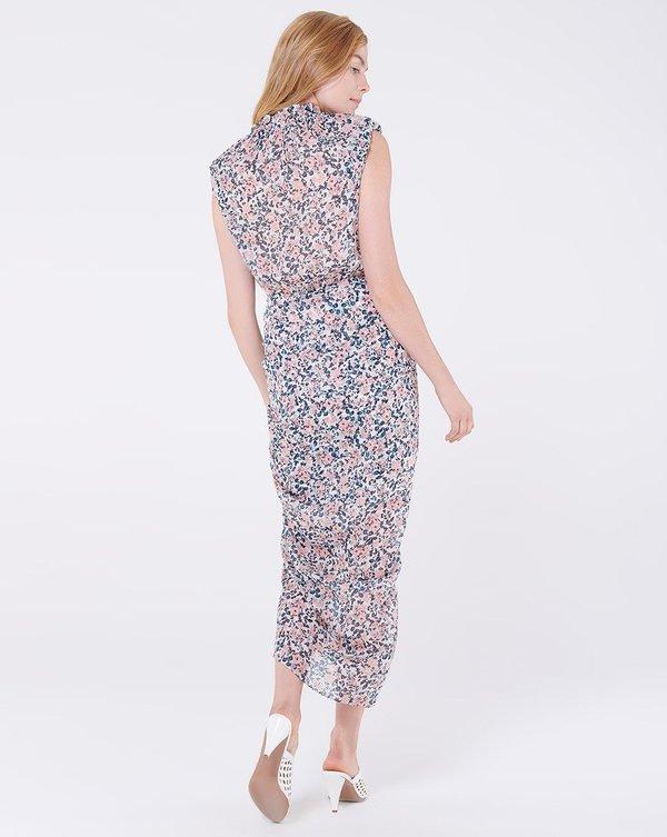 Veronica Beard Brynlee Dress - White Multi