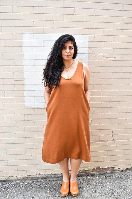 Amanda Moss Joni Dress - Spice