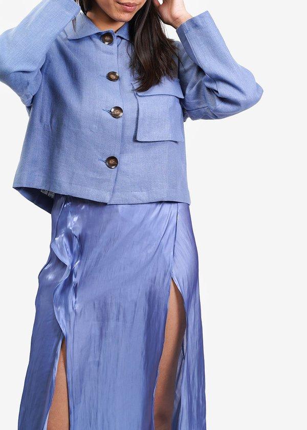 Paloma Wool Apollonia Jacket - Blue