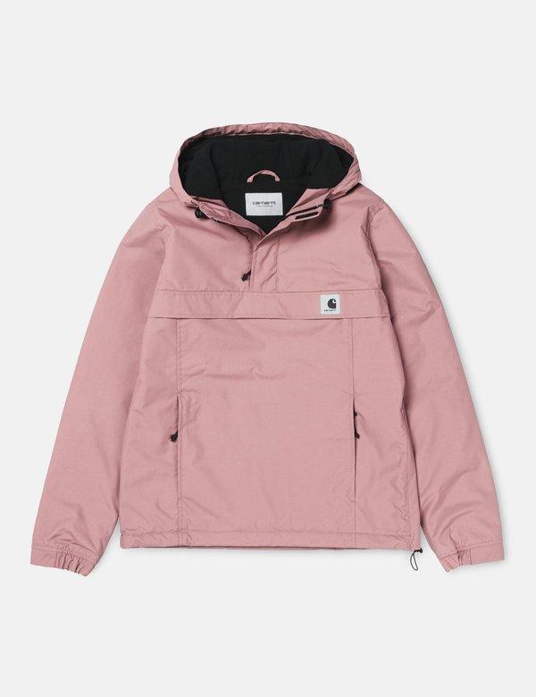 Carhartt Rose Zip Fleece Lined Wip Nimbus On Garmentory Soft Pink Jacket Half 1clKJF