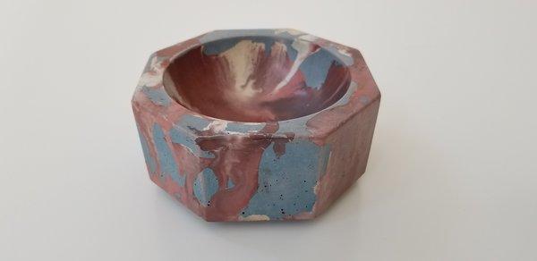 Concrete Cat Octavia Bowl