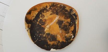 Dinosaur Designs Modern Tribal Platter Large