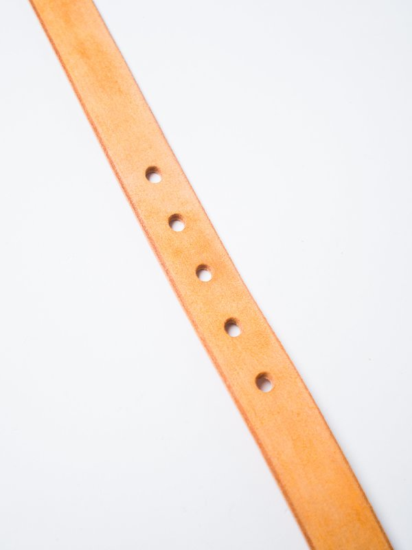"""CAUSE AND EFFECT 1"""" BELT - TAN"""