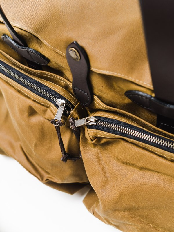Filson 24 Hr Tin Briefcase - Tan