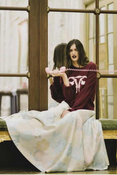 Rachel Antonoff Randy's Reproductive Sweater