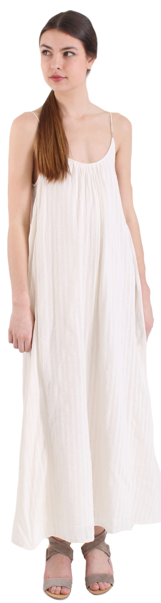 Swildens Oram Gauzy Maxi Dress