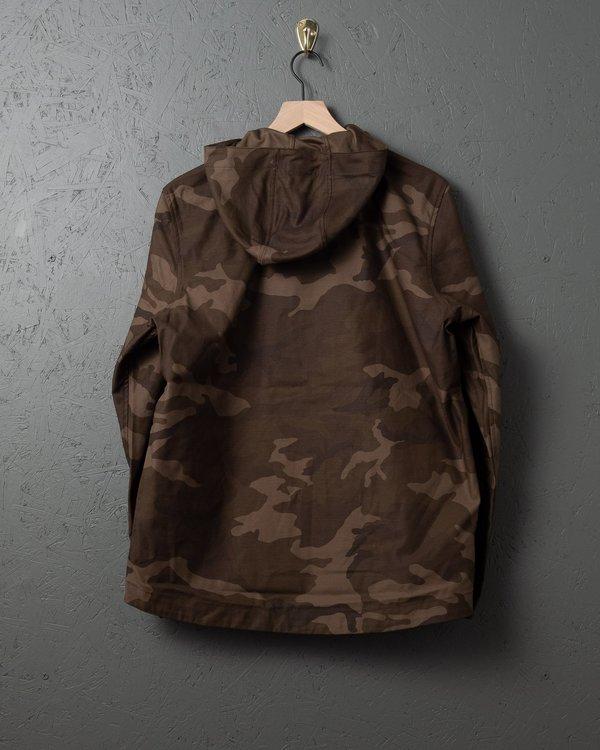Rogue Territory Jogger Jacket - Dark Camo