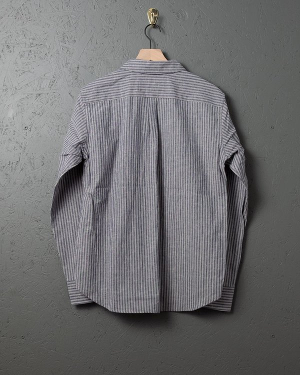 Rogue Territory Neppy Double Stripe Jumper Shirt