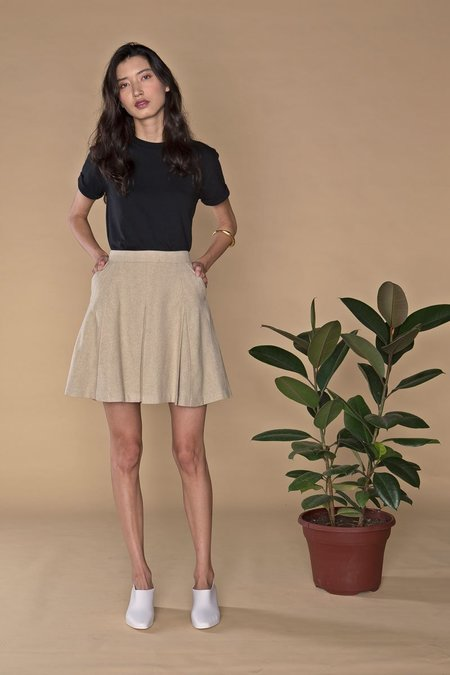 Arielle The Movie Skirt - Natural