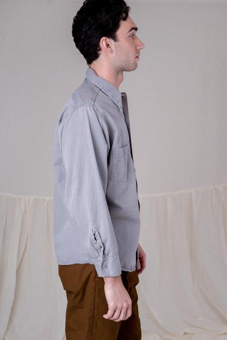 VINTAGE WORK SHIRT 02 - light grey