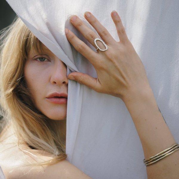 Amanda Hunt Lake Ring - Sterling Silver