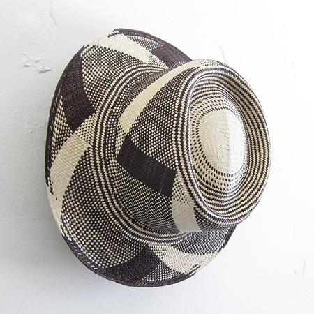 Unisex Guanabana Pizarro Check Hat - Toast