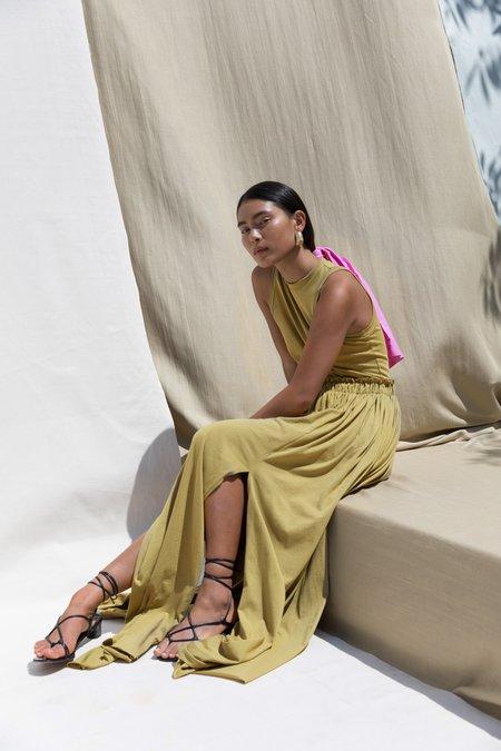 Pari Desai Amalfi Dress - Olive