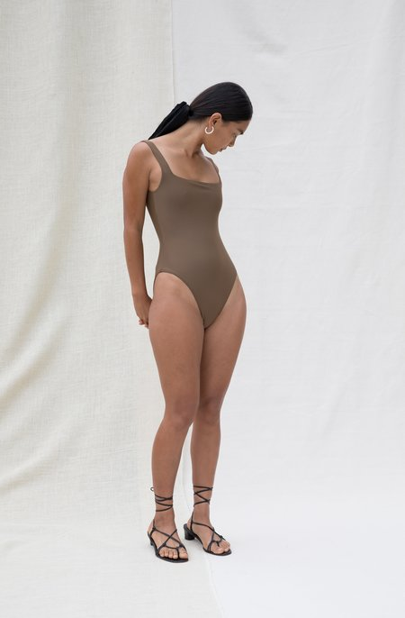 Pari Desai Sylph Swimsuit - Neapolitan