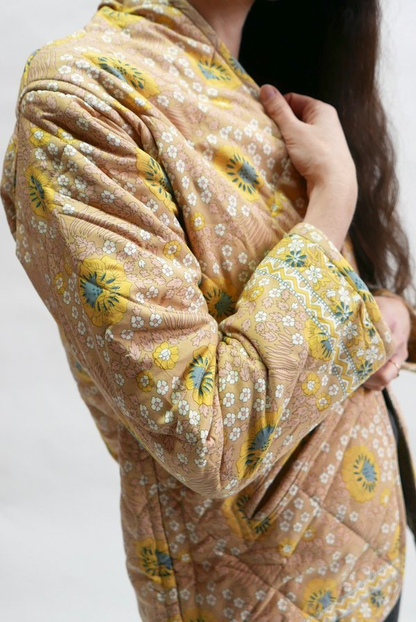 Natalie Martin Nina Jacket - Gold