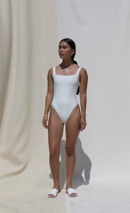 Pari Desai sylph swimsuit - milk