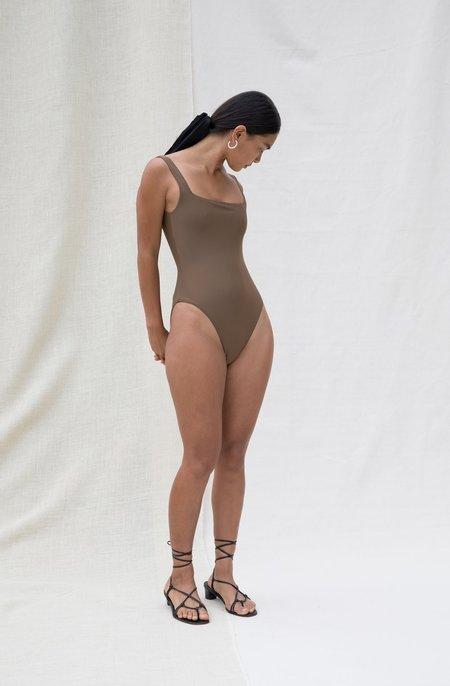 Pari Desai sylph swimsuit - neopolitan