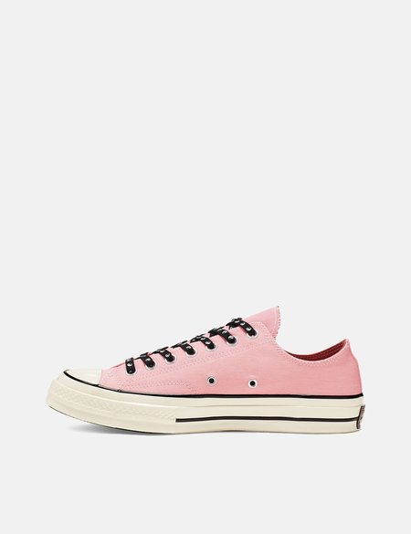 Converse 70's Chuck Low Canvas Sneakers - Bleached Coral/Dusty Peach