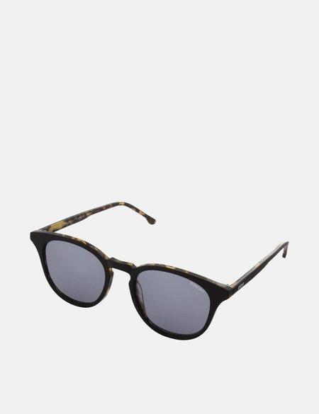 Komono Beaumont Acetate Sunglasses - Black/Tortoise