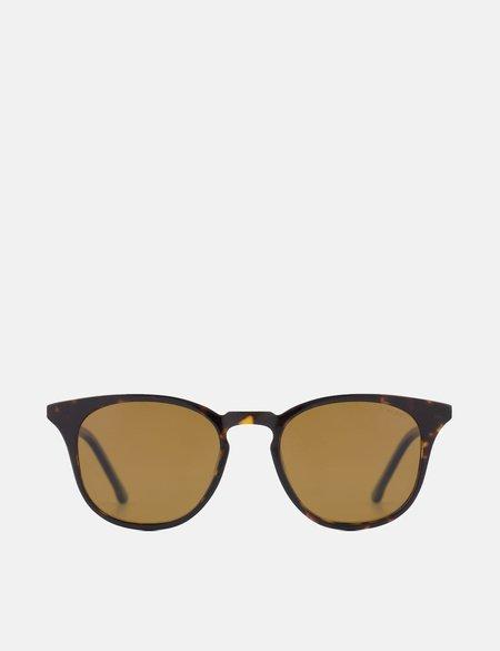 Komono Beaumont Acetate Sunglasses - Tortoise