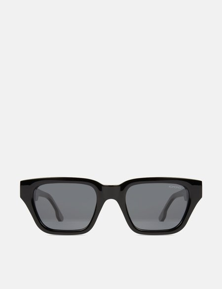 Komono Brooklyn Sunglasses - All Black
