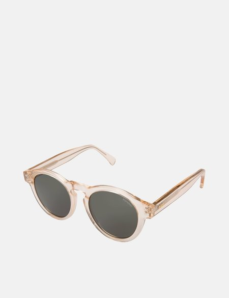 Komono Clement Acetate Sunglasses - Champagne