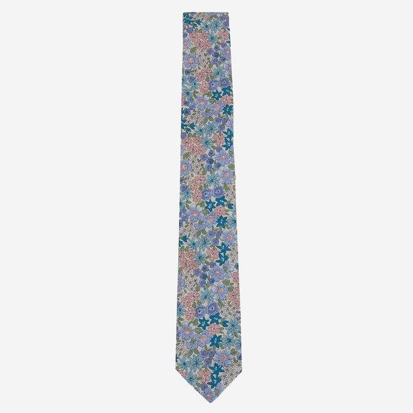 Cursor & Thread Somerset Floral Necktie - Pastel Floral
